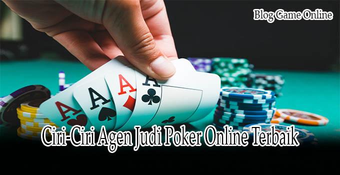 Ciri-Ciri Agen Judi Poker Online Deposit Bank BCA